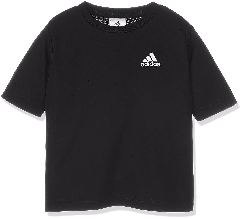 喜んで険しい団結[アディダス] トレーニングウェア ESS パック入り 吸汗速乾Tシャツ EWQ16 [ボーイズ]
