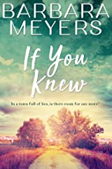 If You Knew (Red Bud, Iowa Book 1) Kindle Edition