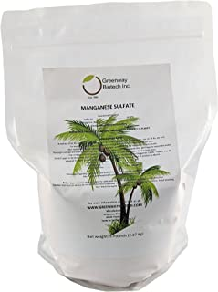 Manganese Sulfate Monohydrate Powder Fertilizer 100%