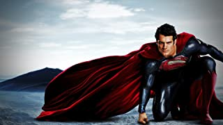Man Of Steel Super Man Henry Cavill Limited Print Photo Movie Poster 11x17 #6