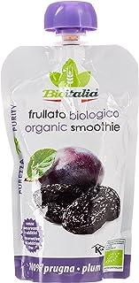Bioitalia Organic Liquid Plum Smootie Juice,120g
