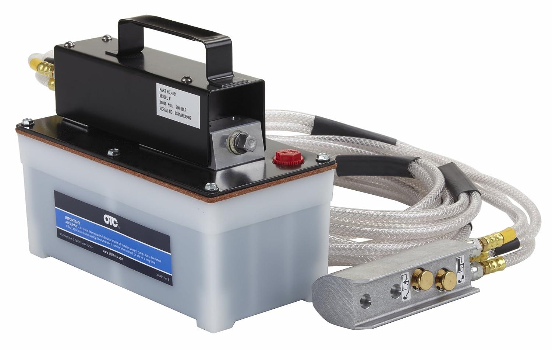 OTC 4021 Air/Hydraulic Pump with Remote Control Actuator xyzsac6525577