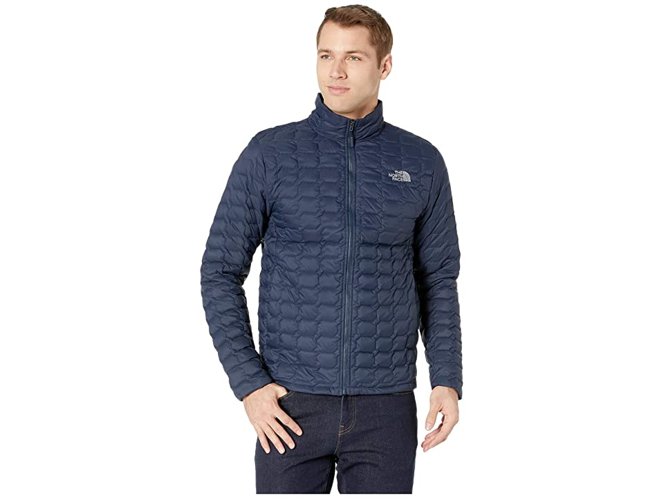 The North Face ThermoBall Jacket (Urban Navy Matte/Mid Grey) Men