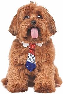 Rubie's Costume Co Patriotic Tie For Pets, Medium-Large