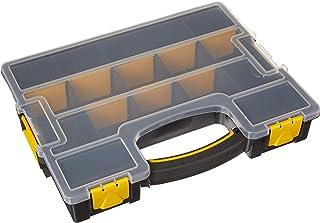 Stack-On PRTB-17-2YB Plastic Rolling Toolbox