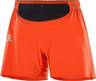 Amazon.es: pantalones salomon - Rojo
