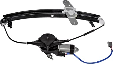 Dorman 741-664 Front Driver Side Power Window Regulator and Motor Assembly for Select ford / Mercury Models