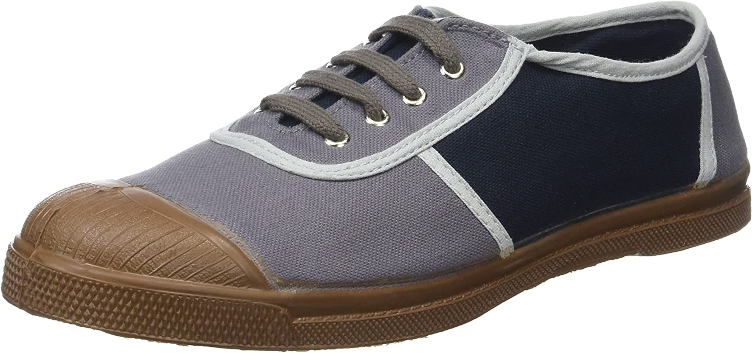 BENSIMON Old School colord, Women's Flat Trainers