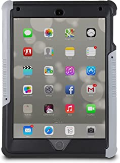 Cyber Acoustics Secure iPad Case for Extreme Protection for the iPad Air, Air 2, iPad Pro 9.7