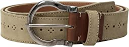 Richmond 34mm Genuine Leather Belt