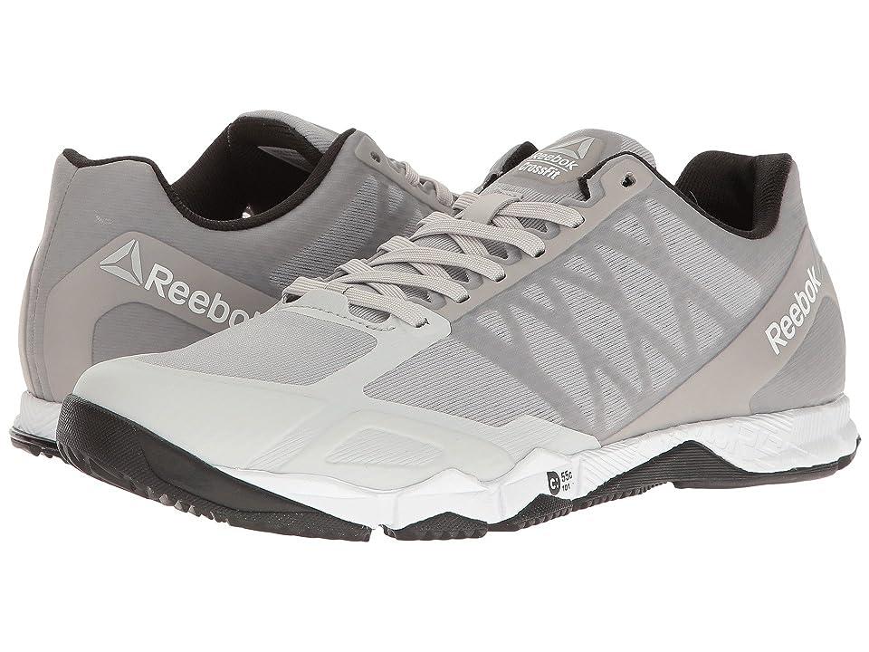 Reebok Crossfit(r) Speed TR (Steel/White/Black/Silver) Women