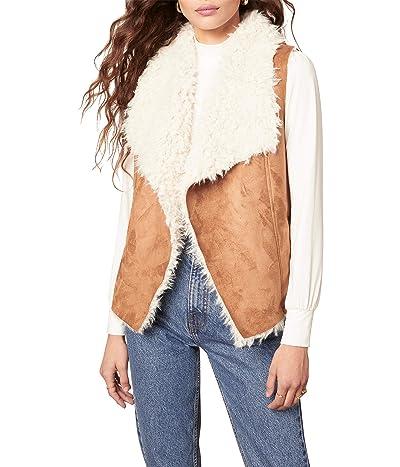 BB Dakota Chalet Bae Vest (Dark Camel) Women