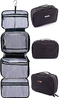 Jagurds Bolsa de higiene para pendurar para viagem, para homens, mulheres e crianças