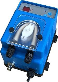 Bomba dosificadora peristáltica con dosificación proporcional a la medida del Rx (ORP) modelo MP2SP - 3.0 l/h 230 Vac, tubo membrana Santoprene para dosificación cloro con sonda Rx