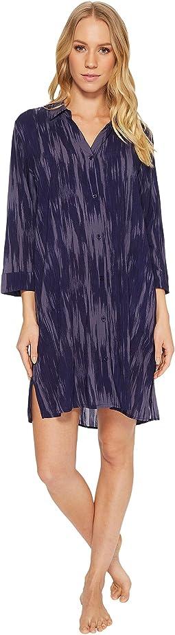 Donna Karan - Satin Sleepshirt