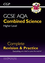 New 9-1 GCSE Combined Science: AQA Higher Complete Revision