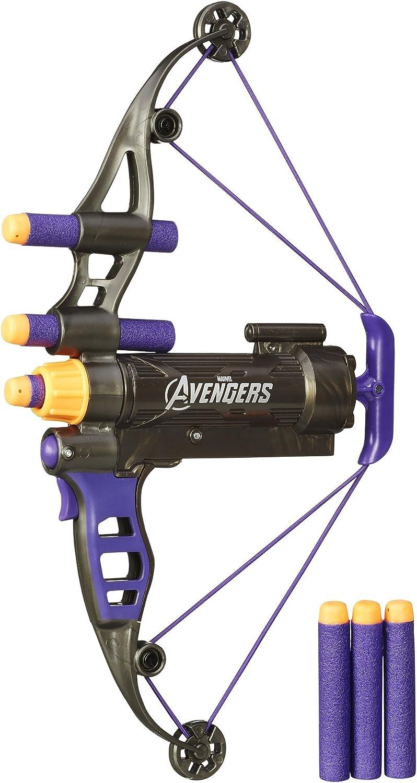 increíbles descuentos Marvel Marvel Marvel Avengers  Edad de Ultron Nerf Hawkeye Longshot Arco Juguete  punto de venta de la marca