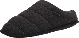 Dearfoams Asher Quilted Clog, Pantofole Uomo