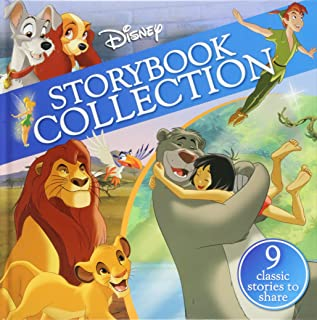 Disney Classics - Mixed: Storybook Collection