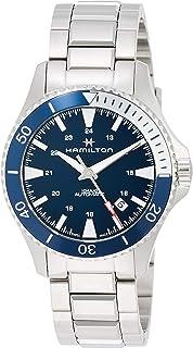 Hamilton H82345141 Khaki Navy Scuba Auto Men's Watch 40mm Stainless Steel