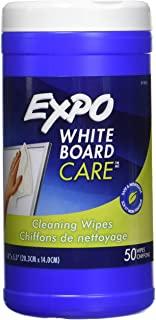 Expo White Board Care, Cleaning Wipes, 8