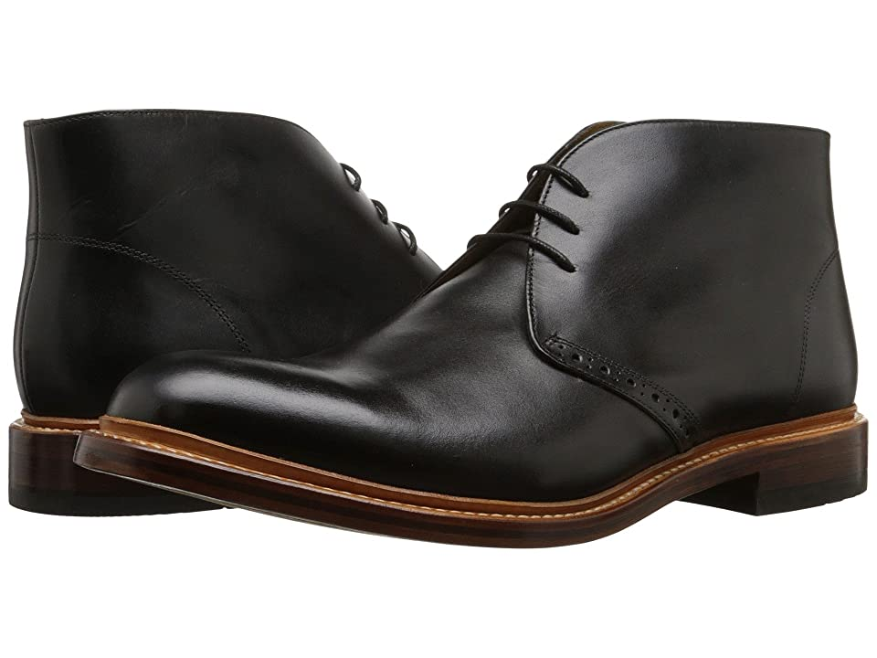 Stacy Adams Madison II 65 (Black Smooth) Men