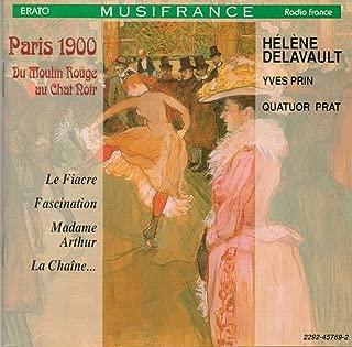Paris 1900 : Du Moulin Rouge au Chat Noir