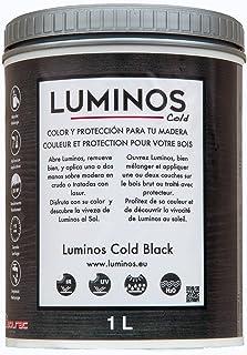 Luminos Cold - LUM1150 - BLACK - Lasur Protector reflectante IR. Color Negro. 1L