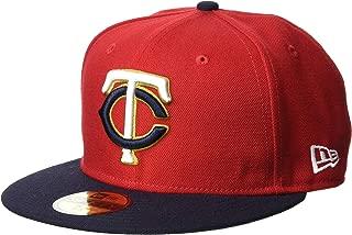 [ニューエラ] ベースボールキャップ MLB ACPERF ミネソタ・ツインズ 217J [ユニセックス] 11449360