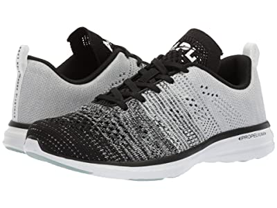 Athletic Propulsion Labs (APL) Techloom Pro (Black/Heather Grey/White) Women