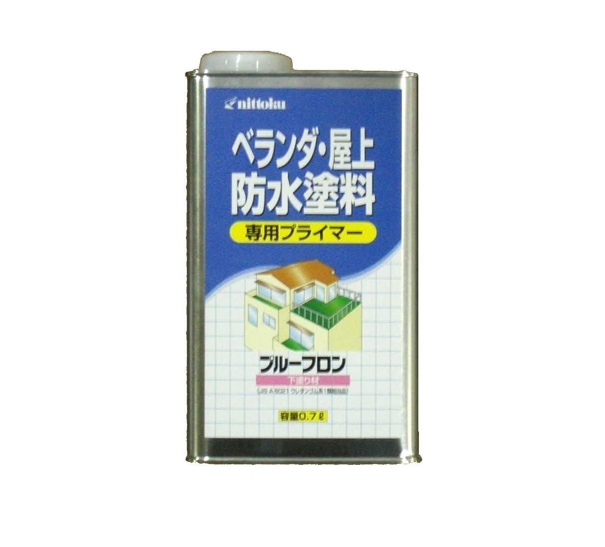 時制技術干渉日本特殊塗料 ベランダ?屋上防水塗料一液ウレタン プルーフロン専用プライマー 0.7L