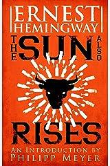 Sun Also Rises Kindle Edition