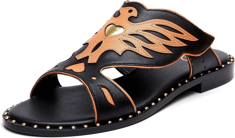 ASH Women's Papaya slides-sandals