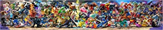 Super Smash Bros Ultimate Game Final Bannner Print 12x65 18x97 24x130 32x174 (24