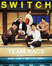 SWITCH Vol.39 No.7 特集 TEAM NACS 役者たちの25年