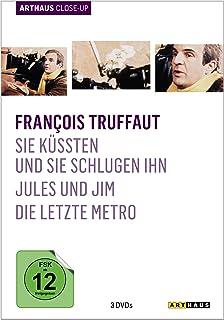 Francois Truffaut - Arthaus Close-Up [Alemania] [DVD]