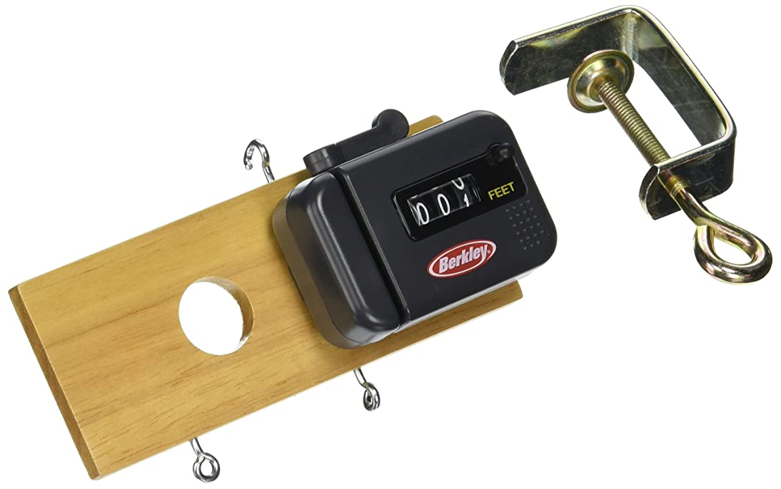 Lacis Yarn Counter with Clamp
