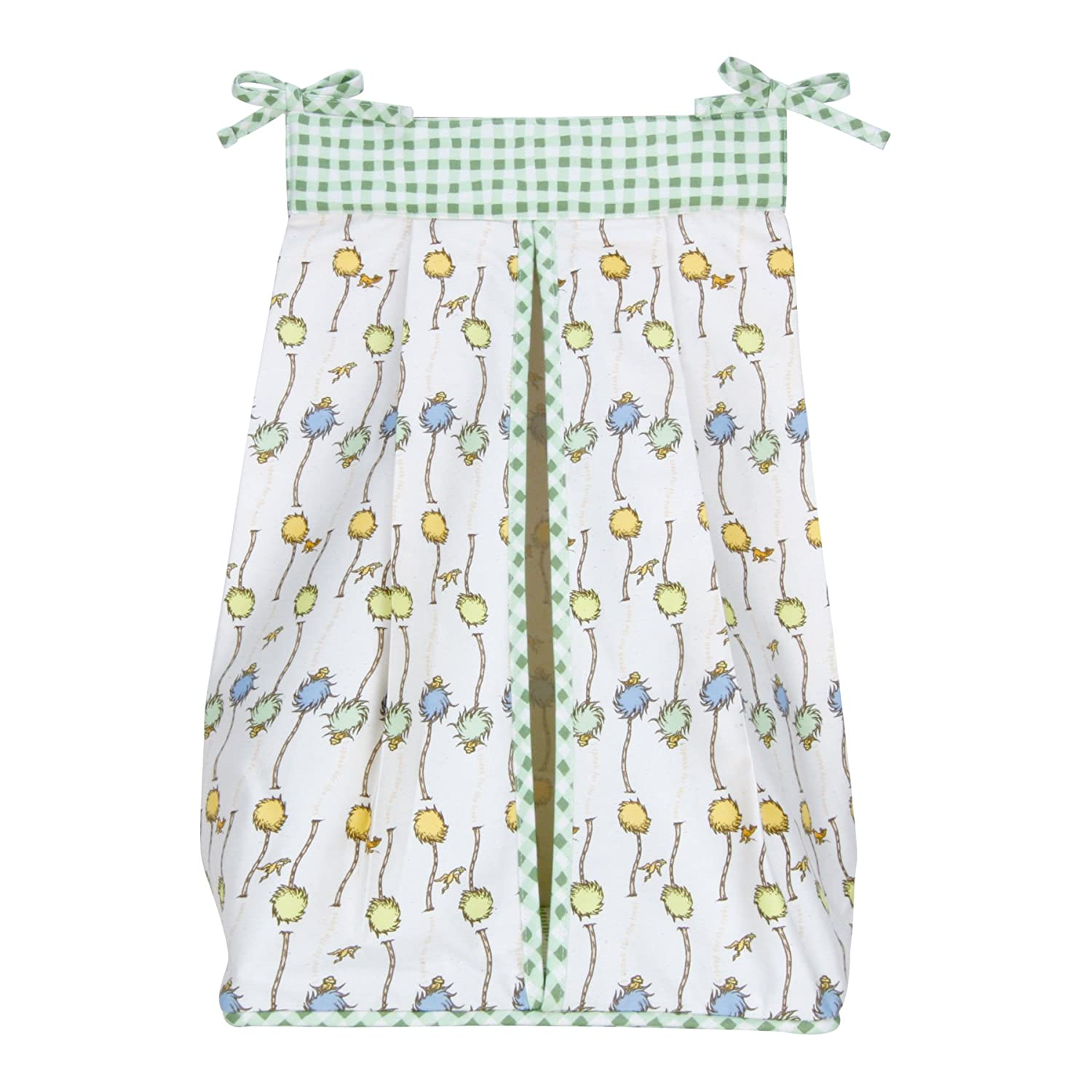 Trend Lab Dr. Seuss The Lorax Diaper Stacker, Natural