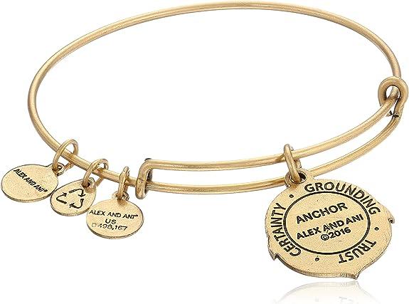 Alex and Ani Anchor II EWB Bangle Bracelet