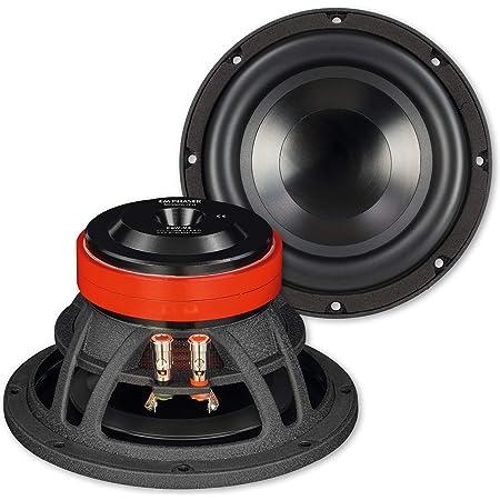 Emphaser Esw M8 Bass Lautsprecher 20 Cm Mit 200 Watt Elektronik