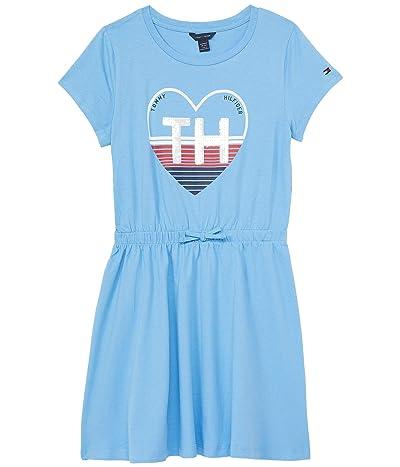Tommy Hilfiger Kids Heart T-Shirt Dress (Big Kids)