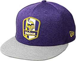 9Fifty Official Sideline Away Snapback - Minnesota Vikings