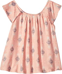 Roxy Kids - Love' N Laughter Top (Toddler/Little Kids/Big Kids)