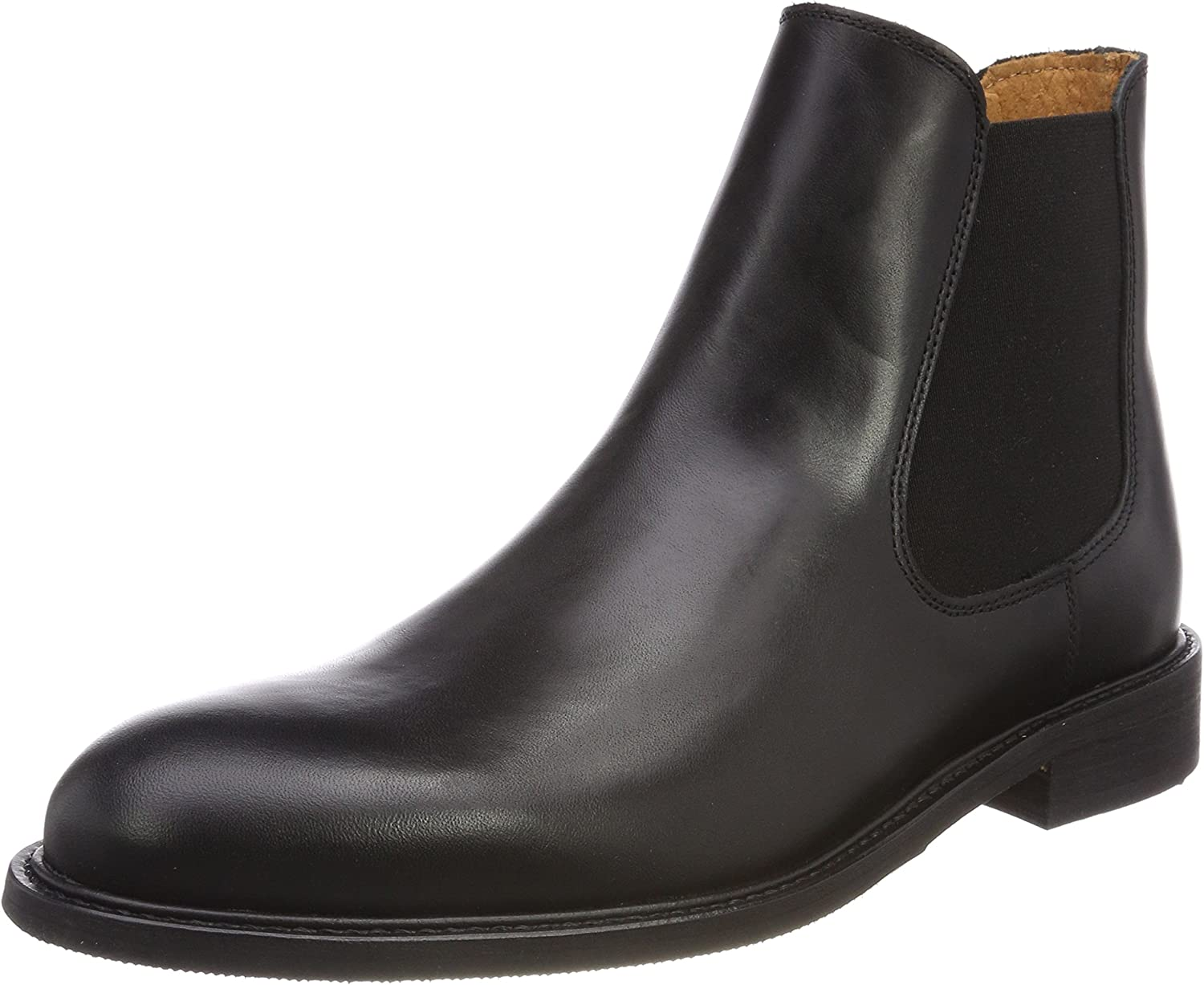 Selected Men's Shdbaxter Chelsea Leather Boot Noos