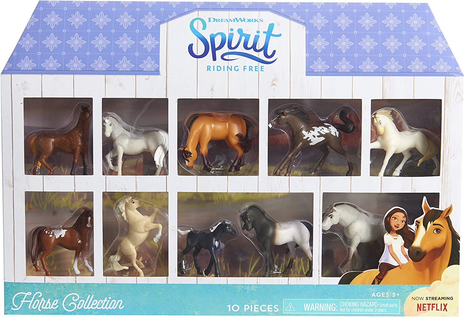 Spirit Mini Horse outlet Collection Over item handling ☆ Multicolor
