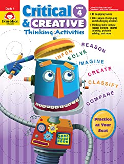 Critical & Creative Thinking Activities, Grade 4 (Critical and Creative Thinking Activities)