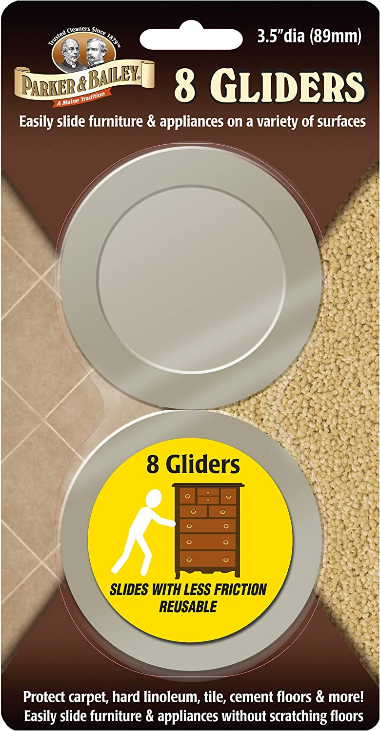 Parker Bailey cleaning product 290081 3.5 inch Award-winning San Antonio Mall store Carpet Gliders