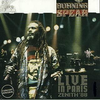 Live In Paris -zenith '88