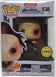 Funko POP! Animation: Avatar - Zuko (Flame Daggers) Chase
