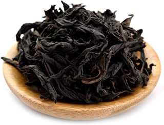 GOARTEA 100g / 3.5oz Nonpareil Supreme Fujian Wuyi Da Hong Pao Dahongpao Big Red Robe Rock Loose Leaf Chinese Oolong Tea